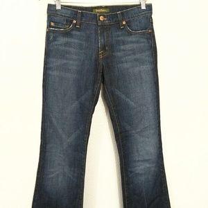 David Kahn Jeans - David Kahn nikki women's washed jeans